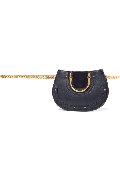Navy Belt Bag