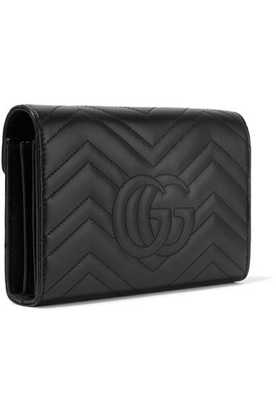 Shop-Angebot Günstig Online Gucci GG Marmont mini Schultertasche aus gestepptem Leder Die Günstigste Online-Verkauf Neue Ankunft Günstig Online XQdfxzFN