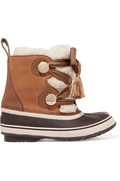 Sorel x Chloe Collab Boots