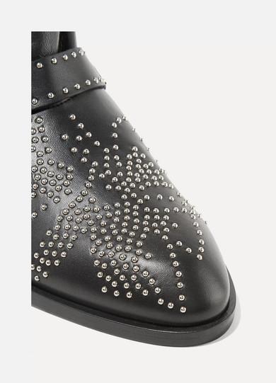 Chloé Susanna nietenbesetzte Ankle Boots aus Leder Rabatt Größte Lieferant Günstige Preise g4Mey5zg
