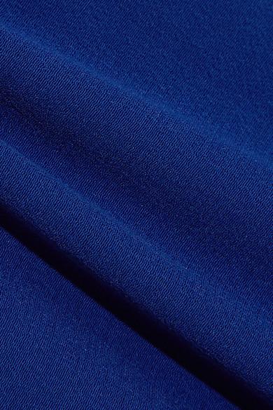 Rosetta Getty Robe aus Jersey mit Twist-Detail an der Rückseite