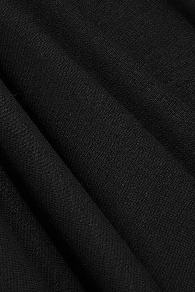 Rosetta Getty Rückenfreies Oberteil aus Stretch-Jersey