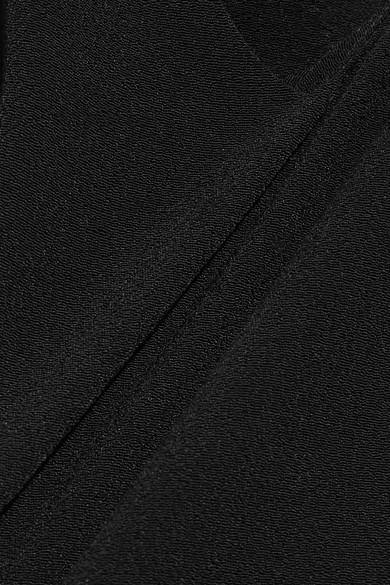 Rosetta Getty Tanktop aus Crêpe mit Twist-Detail an der Rückseite