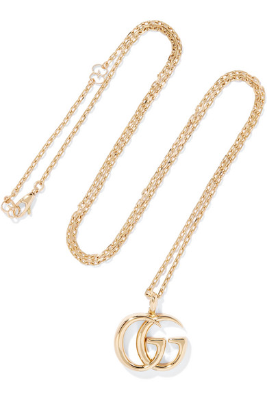 18 Karat Gold Necklace by Gucci