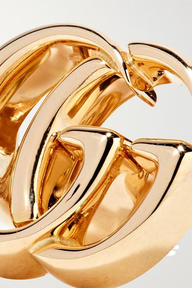 33a5ec927 Gucci | 18-karat gold clip earring | NET-A-PORTER.COM