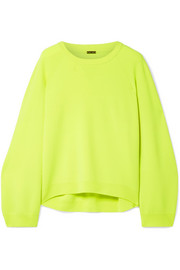 Adam Lippes Oversized merino wool sweater