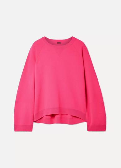 Adam Lippes Oversized-Pullover aus Merinowolle