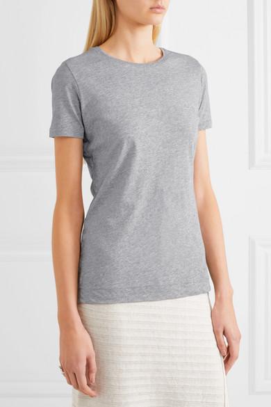 Adam Lippes T-Shirt aus Baumwoll-Jersey