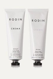 Luxury Hand and Body Cream Duo