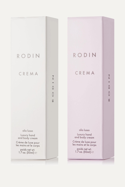 Rodin Luxury Hand and Body Cream Duo