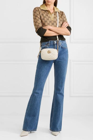 Auslauf Verkauf Erschwinglich Gucci Wollpullover mit Intarsienmuster und Metallic-Besatz Rabatt 2018 Unisex 1YxaQCw