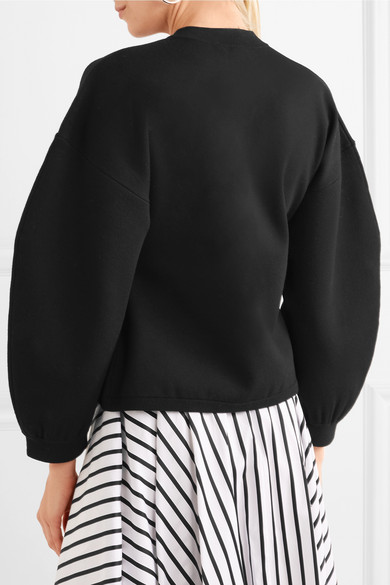 Tibi Pullover aus einer Wollmischung