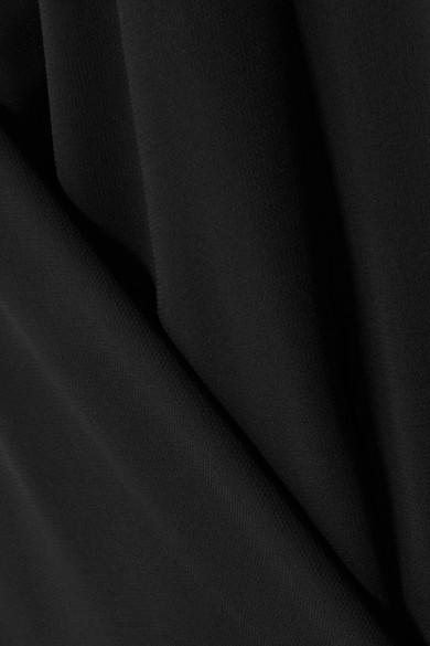 Michelle Mason Jumpsuit aus Cady und Jersey