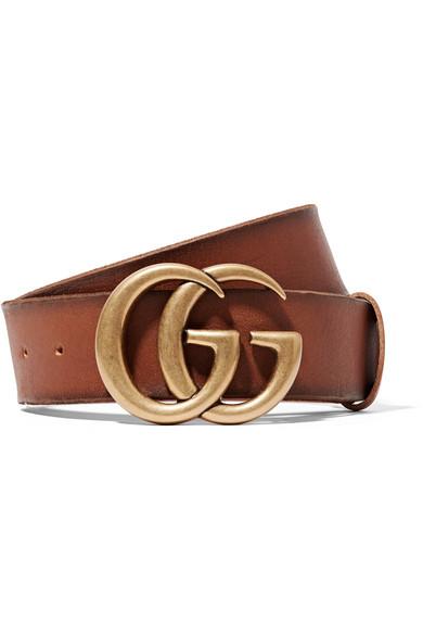 26059ab1f933 Gucci   Leather belt   NET-A-PORTER.COM
