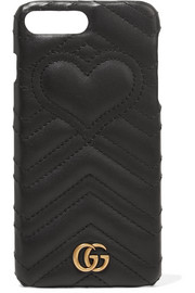 Gucci GG Marmont quilted leather iPhone 7 Plus case