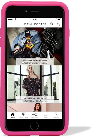 quality design 6e33f 83100 Silicone iPhone 7 and 8 Plus case