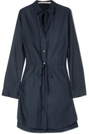 Stella McCartney Cotton-poplin shirt dress