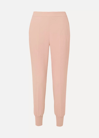 Julia Cady Track Pants in Blush