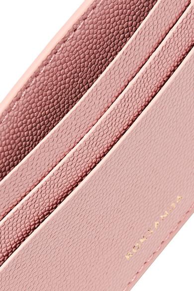 Roksanda Zweifarbiges Kartenetui aus strukturiertem Leder Suchen Sie Nach Verkauf Geschäft Zum Verkauf Neue Version 0C0Mj
