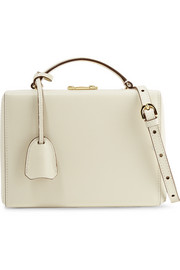Grace small leather shoulder bag