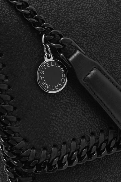 Viele Arten Von Online-Verkauf Stella McCartney The Falabella Schultertasche aus gebürstetem Kunstleder Verkauf Gut Verkaufen Freies Verschiffen Günstigsten Preis yubEBS