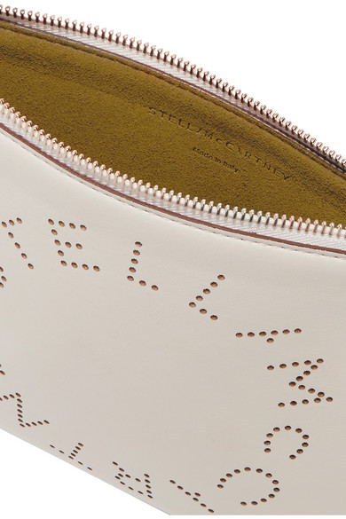 Stella Mccartney Bag Of Perforated Leatherette