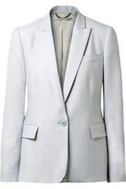 Stella McCartney Ingrid wool-piqué blazer