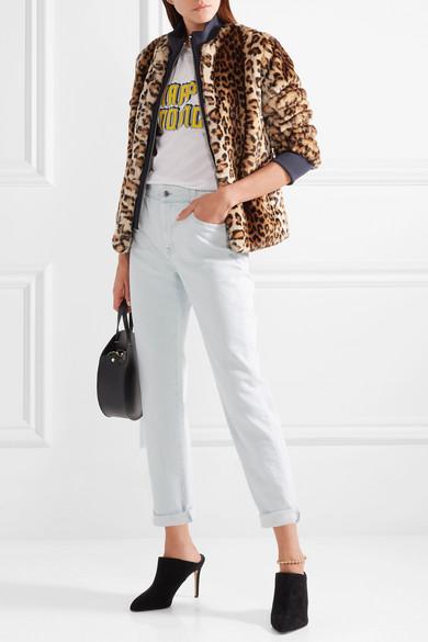 Stella McCartney Boyfriend-Jeans