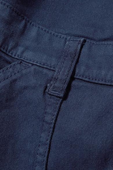 Stella McCartney Verkürzter Twill-Jumpsuit aus einer Baumwollmischung Billig Mit Paypal Verbilligte Freies Verschiffen Wählen Eine Beste yvvRT5uj