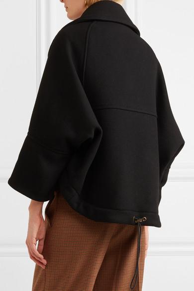 Chloé Mantel aus einer Wollmischung