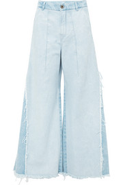 Chloé Distressed jeans