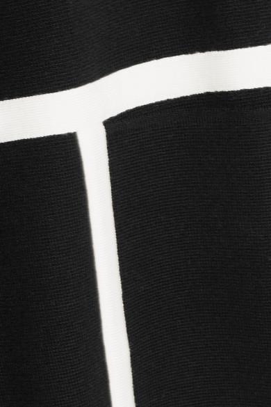 Chloé Iconic Wollmantel mit Paspeln
