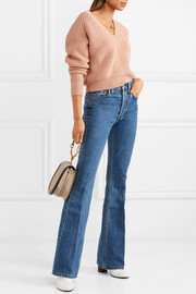 Chloé Ribbed wool sweater