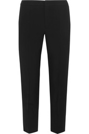Chloé Cropped cady slim-leg pants