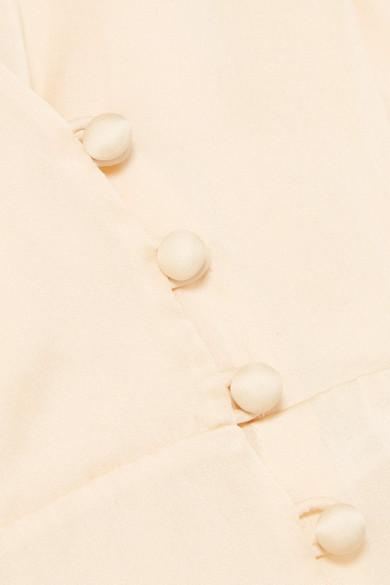 Chloé Schluppenbluse aus Seiden-Charmeuse