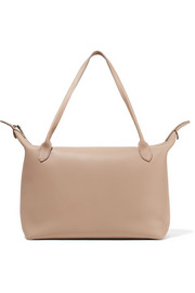 Lux Satchel leather tote