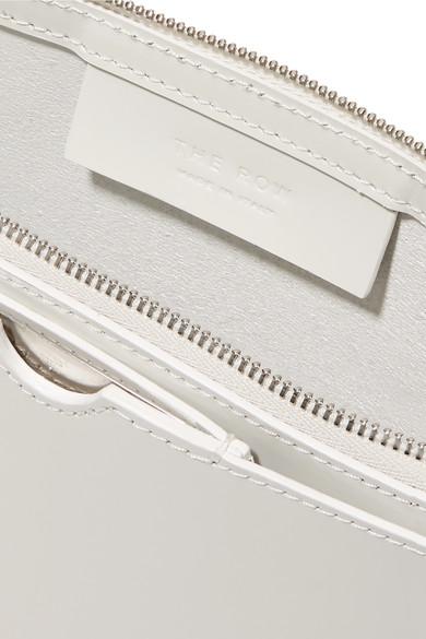 The Row Multi Pouch Schultertasche aus Leder Billig Verkauf Online Vrxy0Bvt