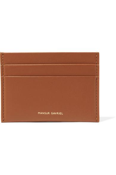 656cd5a9d4 Leather cardholder
