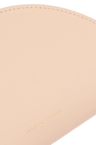Mansur Gavriel Moon Wallet Of Leather