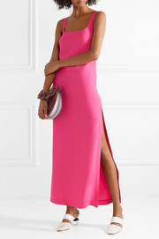 Rizzo cady maxi dress