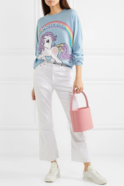 Moschino + My Little Pony intarsia wool sweater