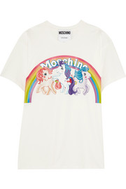 + My Little Pony cotton-jersey T-shirt