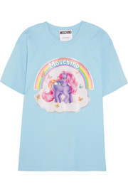 + My Little Pony printed cotton-jersey T-shirt