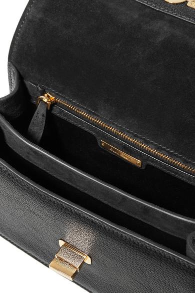 Miu Miu Schultertasche aus strukturiertem Leder