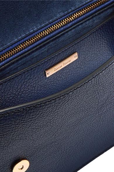 Miu Miu Miu Lady verzierte Schultertasche aus glattem und strukturiertem Leder Klassisch Rabatt 2018 Neue Günstig Kaufen Brandneue Unisex Drop-Shipping dfzYkUmw3s