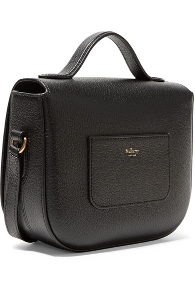 Mulberry   Tenby small textured-leather shoulder bag   NET-A-PORTER.COM a030218298