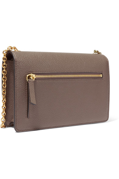 Mulberry Darley Small Shoulder Bag Made Of Textured Leather