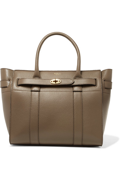 Mulberry Bayswater zipped leather tote mwnQce