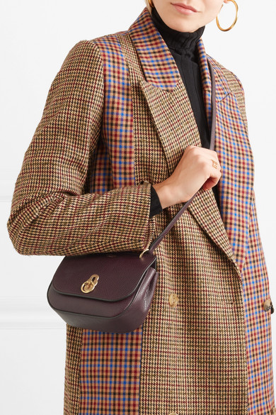 046d3d72b2 Amberley mini textured-leather shoulder bag