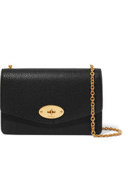 Mulberry Darley small textured-leather shoulder bag